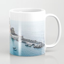 Hike to Vernazza, Cinque Terre, Italy  Coffee Mug