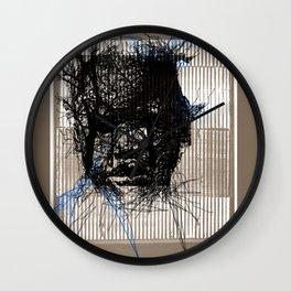 POLLOCK BOY Wall Clock