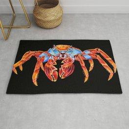 Sally Lightfoot Crab Rug