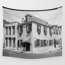 Charleston, Charleston County, South Carolina 1937 Wall Tapestry