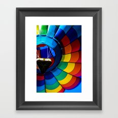 Closer to Heaven Framed Art Print