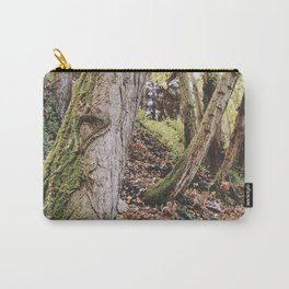 """""""Tree traces"""" Carry-All Pouch"""