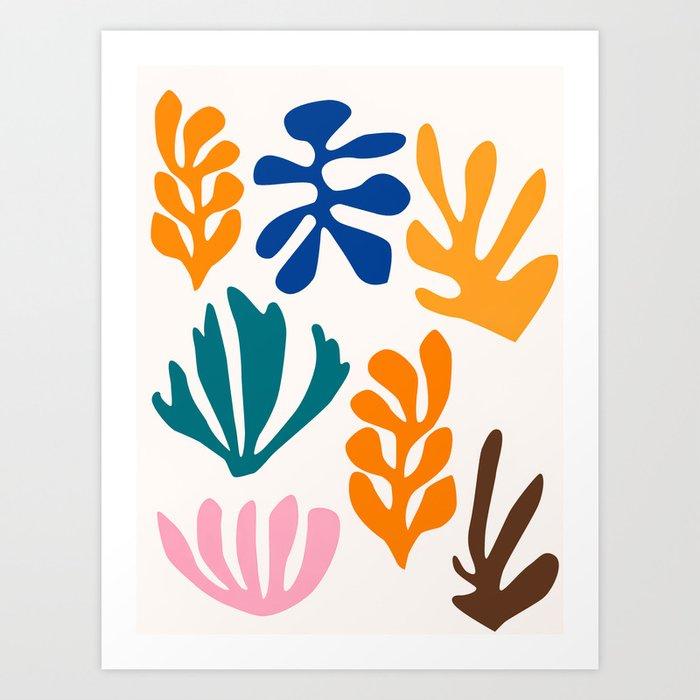 Seagrass Art Print