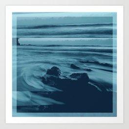 {riptide} Art Print