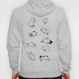 More Sleep Frenchie Hoody