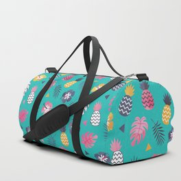FOREVER SUMMER on MINT Duffle Bag