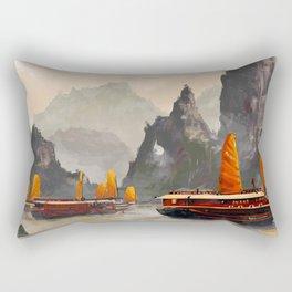 Ha Long Bay Rectangular Pillow