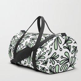 Mistletoe Duffle Bag