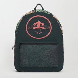 Oriental Haute Couture Backpack