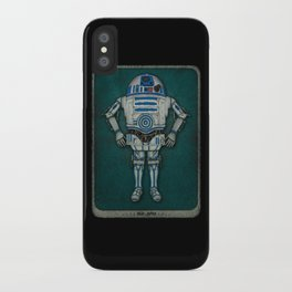 R2 3PO iPhone Case