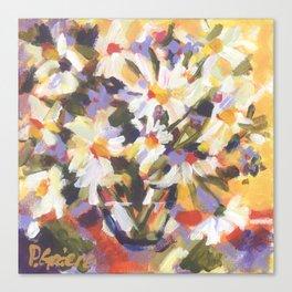 Daisy Delight Canvas Print