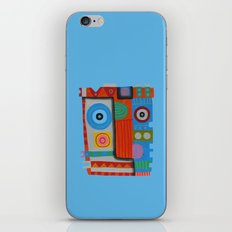 Your self portrait iPhone & iPod Skin