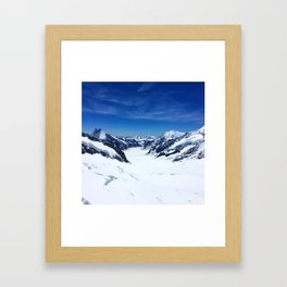 Swiss Framed Art Print