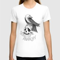 sons of anarchy T-shirts featuring Sons of Anarchy  by Christiano Mere