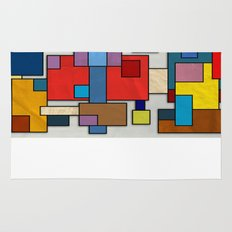 Abstract #317 Rug