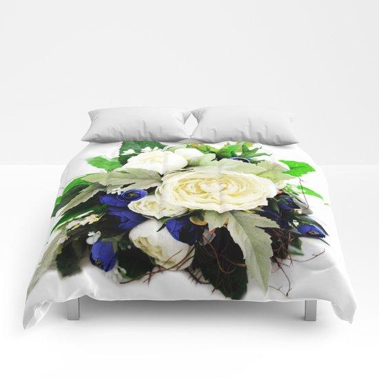 Flowers # Comforters