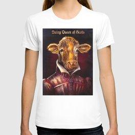 Dairy Queen of Scots T-shirt