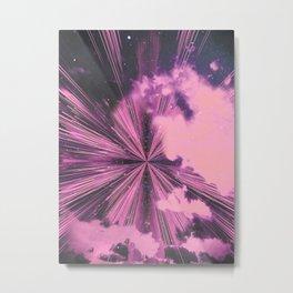 The Ultraviolet Origin Metal Print