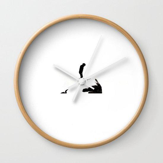 snowblind II. Wall Clock