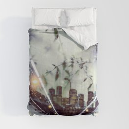 Morning Commute Comforters