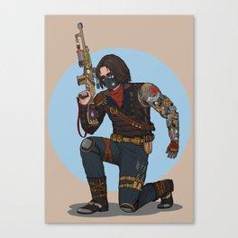Steampunk!WS Canvas Print