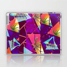 Summer mood landscape pattern Laptop & iPad Skin