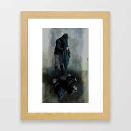 String Theory: Collapsing Wavefunction, Ninth Tangible Framed Art Print