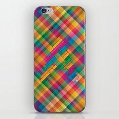 The Alphabet #1 iPhone & iPod Skin