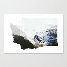 I Love Washington I Canvas Print