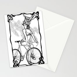 """Bicycle Race""  Stationery Cards"