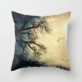 hard to impress Throw Pillow