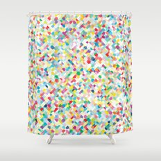 Criss Shower Curtain