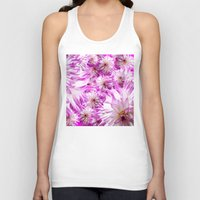 dahlia Tank Tops featuring Dahlia ## by the artist J©