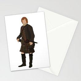 Jamie Fraser Stationery Cards