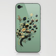 Floating Memories iPhone & iPod Skin