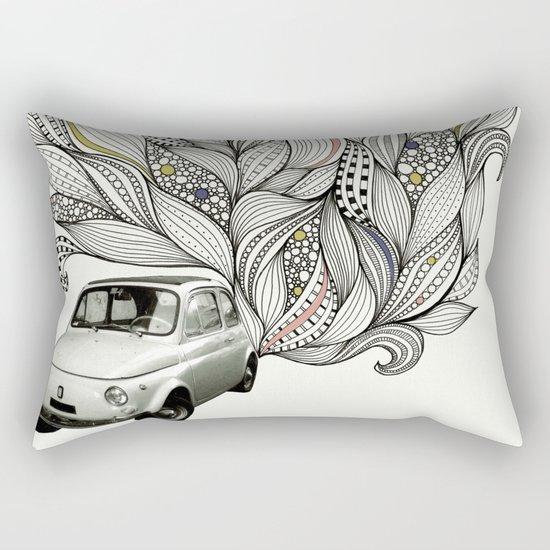 Toot Rectangular Pillow