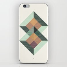Translucent geometry iPhone & iPod Skin