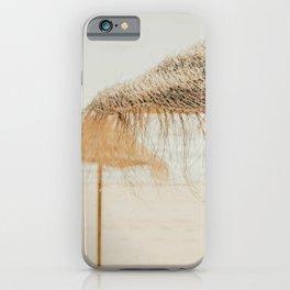 beach dreams III iPhone Case
