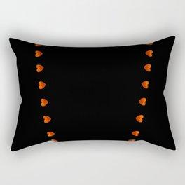 Bazooka -Hearts & Love Rectangular Pillow