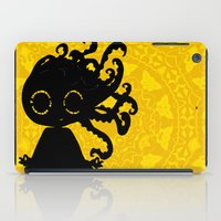 yoga iPad Cases featuring Yoga by BLOOP