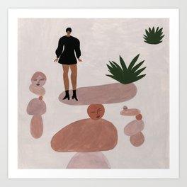 Libra - For Marie-Claire France September 18 Art Print