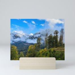 Mount Fisht Mini Art Print