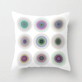 3x3 06 Throw Pillow