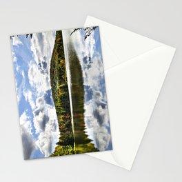 Fall Reflection Landscape Stationery Cards