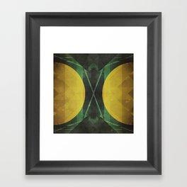 Electro-Magnetic Restraint Framed Art Print