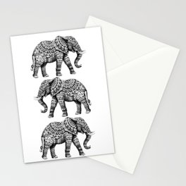 Ornate Elephant 3.0 Stationery Cards