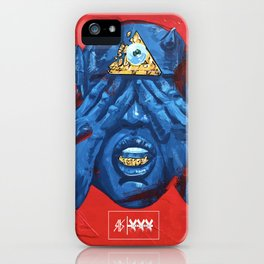 you belong to the villains iPhone Case