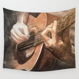Acoustic Wall Tapestry