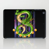dragon ball z iPad Cases featuring Dragon by TxzDesign