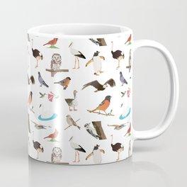 Various Birds Coffee Mug